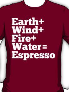Espresso Elements T-Shirt
