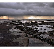 The passing Storm Photographic Print