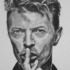 Bowie by Mike O'Connell
