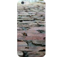 Brick Walkway iPhone Case/Skin