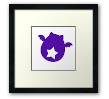 Puzzle & Dragons Framed Print