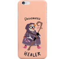 Designated Healer iPhone Case/Skin