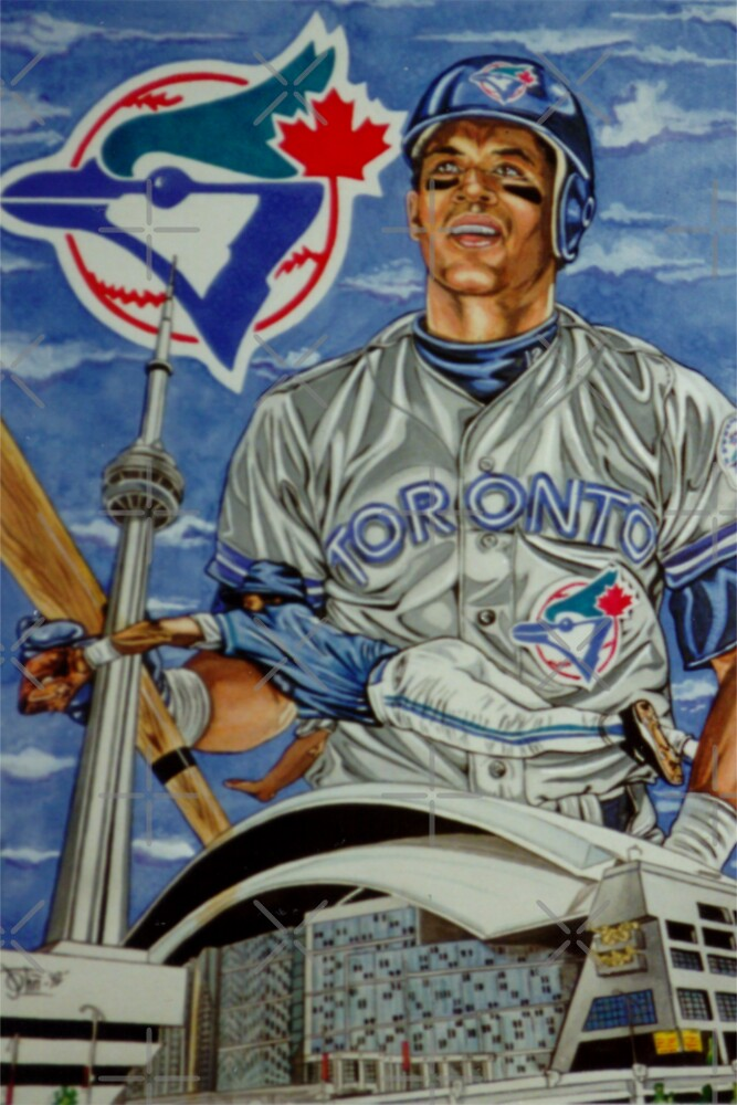 Roberto Alomar by JohnnyMacK