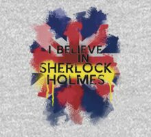 Believe in Sherlock by KanaHyde