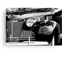 Cadillac front end 1040 Canvas Print