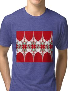 Let There be Peace on Earth Tri-blend T-Shirt