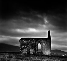The Old Kirk by Dave Hudspeth