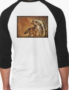 FENRIR Wolf Men's Baseball ¾ T-Shirt