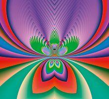 Purple Flower by Vac1
