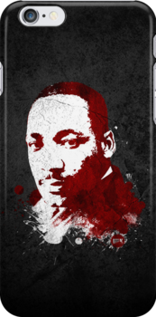 Martin Luther King, Jr. by Paulo Capdeville