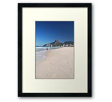 Ipanema Framed Print