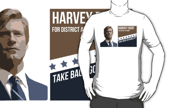 Vote Harvey Dent by talkpiece