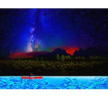 landscape northern kayaing Photographic Print