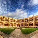Monastery dos Jeronimos by manateevoyager