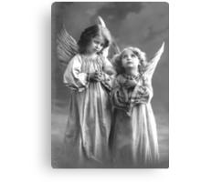 Angelgirls Canvas Print