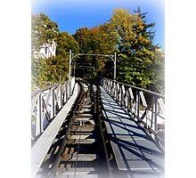 Zurich Polybahn Photographic Print