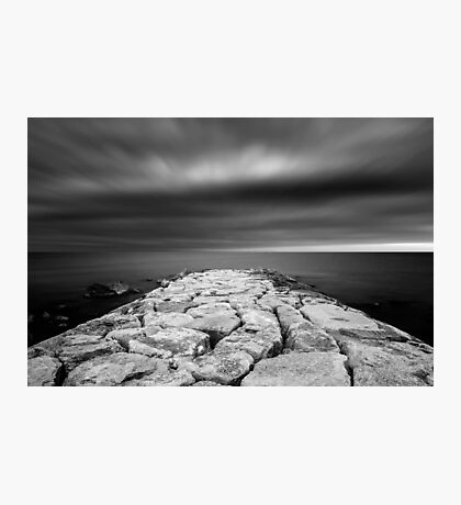 Landscape B&W Photographic Print