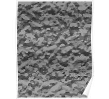 Army Grey Poster