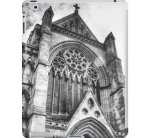 HDR Church iPad Case/Skin