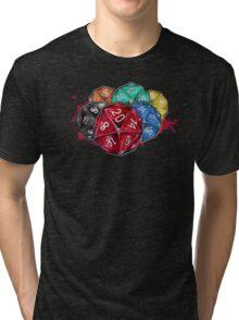 Die! Die! Die! Tri-blend T-Shirt