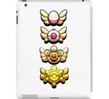 All Mystery Dungeon Badges iPad Case/Skin