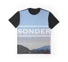 Sonder Sunset  Graphic T-Shirt