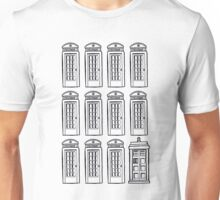 One of these is not like the rest... Unisex T-Shirt