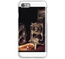 Antique Cameras iPhone Case/Skin