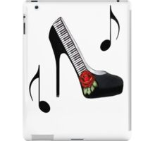 HIGH HEEL STEEPIN TO THE BEAT iPad Case/Skin