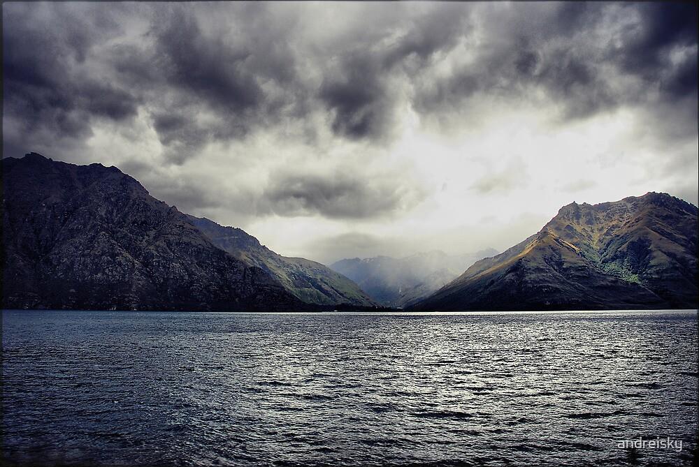 Halfway Bay, Lake Wakatipu NZ by andreisky