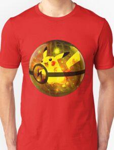 Pokeball | Pikachu T-Shirt
