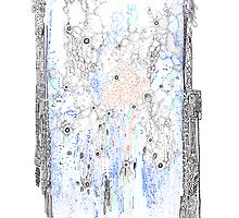 Bingham fluid by Regina Valluzzi