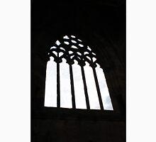 Dryburgh Abbey window frame. Unisex T-Shirt