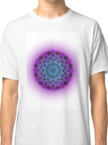 Mandala - Purple/Blue Classic T-Shirt