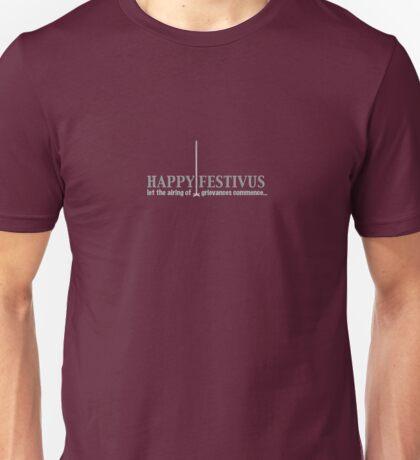 Happy Festivus - Airing of Grievances Unisex T-Shirt