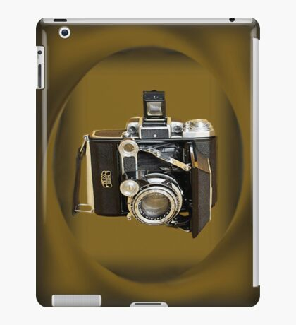 GERMAN RANGE FINDER CAMERA IPAD CASE iPad Case/Skin