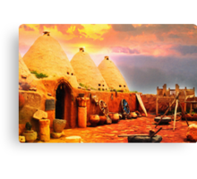 sanlıurfa harran 2 art Canvas Print