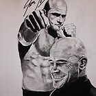 Bas Rutten by AnthroEmesis