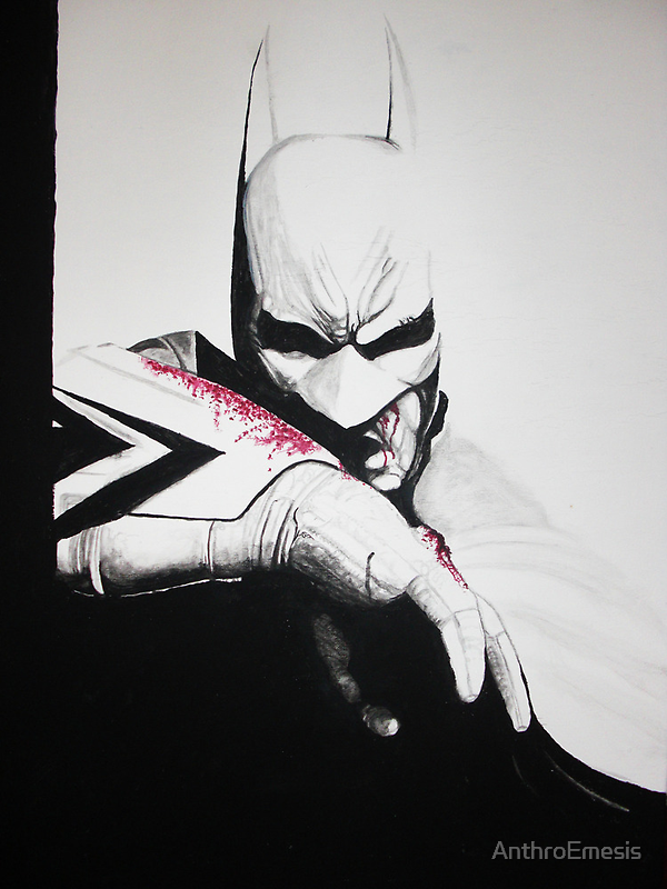 Batman by AnthroEmesis
