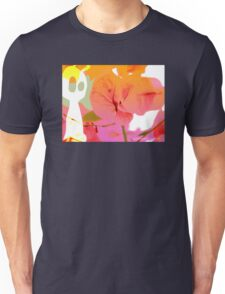 The Alien and the Orchids Unisex T-Shirt