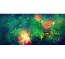 Space B OmegaNebulaComplex art Photographic Print