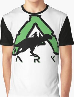 ARK: DINO RIDER Graphic T-Shirt