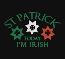 St Patrick: Today I'm Irish by vivendulies