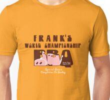 Frank's World Championship BBQ Unisex T-Shirt