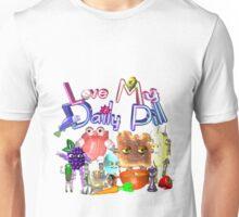 Love my daily pill Unisex T-Shirt