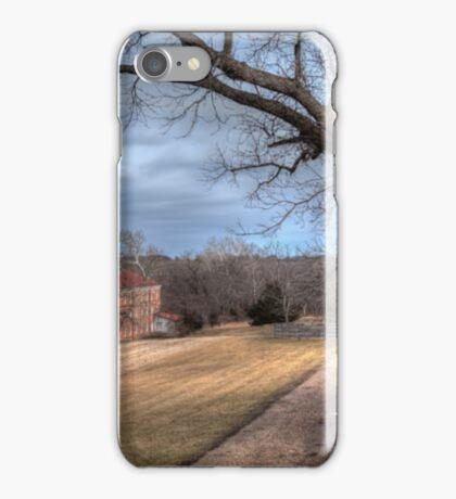 HDR Farmhouse iPhone Case/Skin