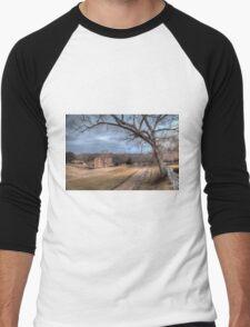 HDR Farmhouse Men's Baseball ¾ T-Shirt