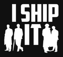 I SHIP IT by annab3rl1n