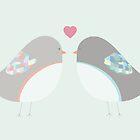 Lovebirds by agalante