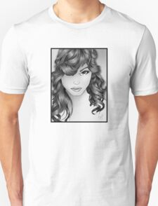 The Intriguing Woman... Noir Style T-Shirt